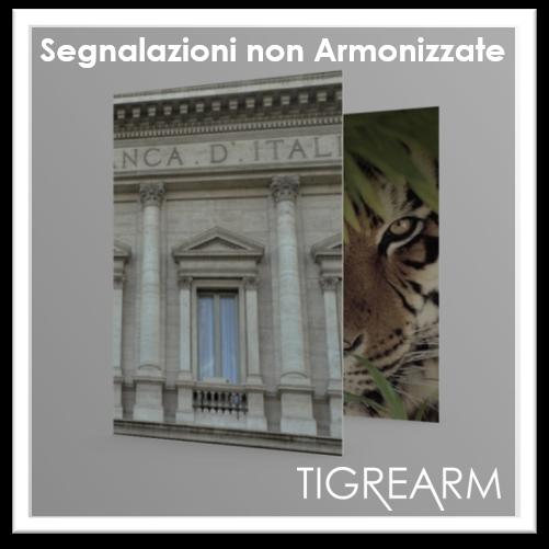 Segnalazioni Armonizzate - Tigrearm Software